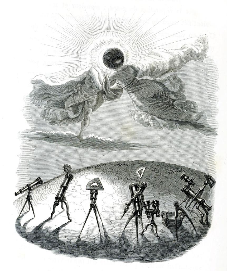 Éclipse conjugale de Grandville, fichier téléchargé par C. Largillier