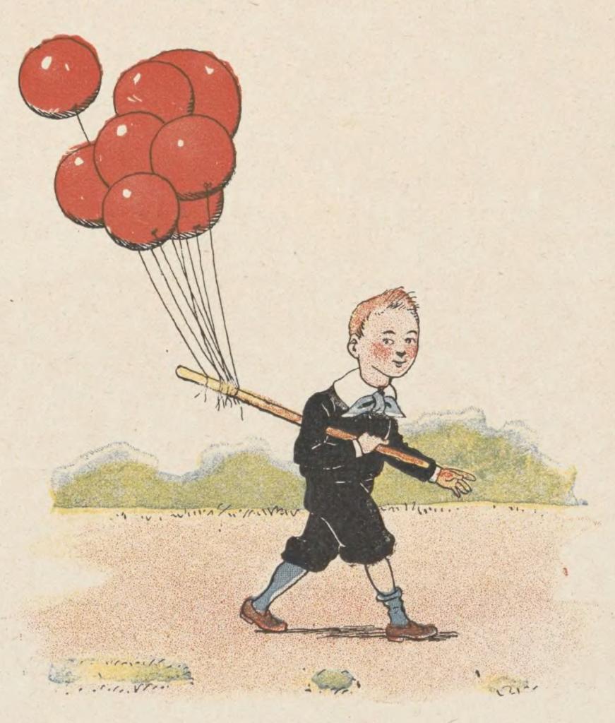Tintin-Lutin en 1898