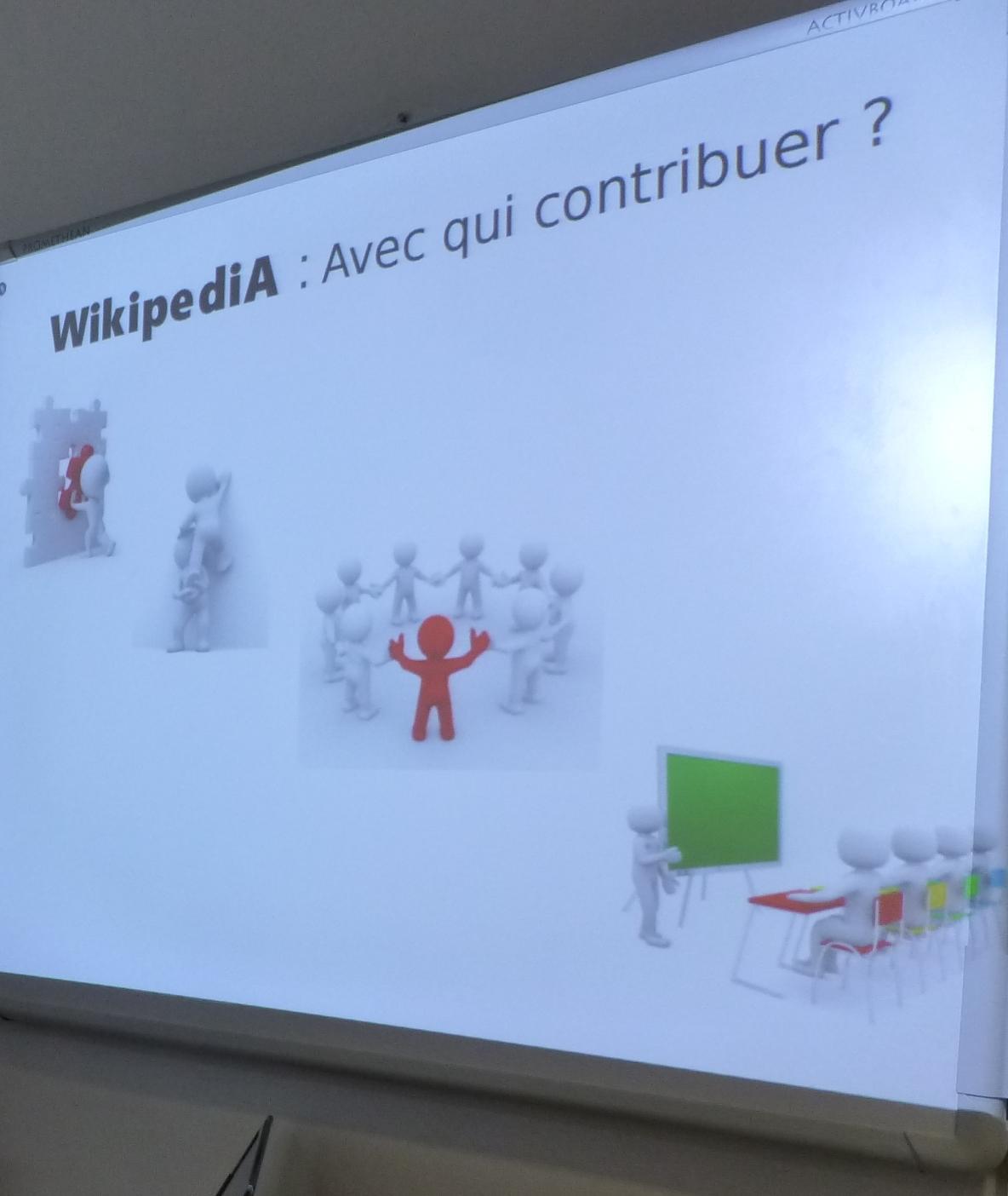 Pessac, Atelier de contribution : seul, avec aide, à plusieurs ou en MOOC (montage Cécédille).
