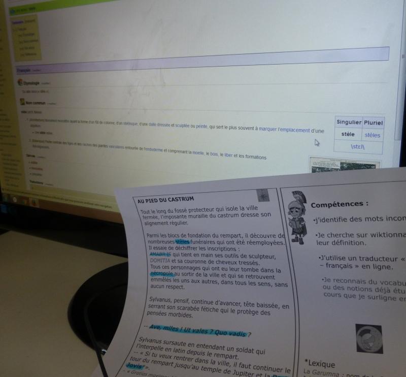 Recherche de vocabulaire dans le Wiktionnaire en ligne.