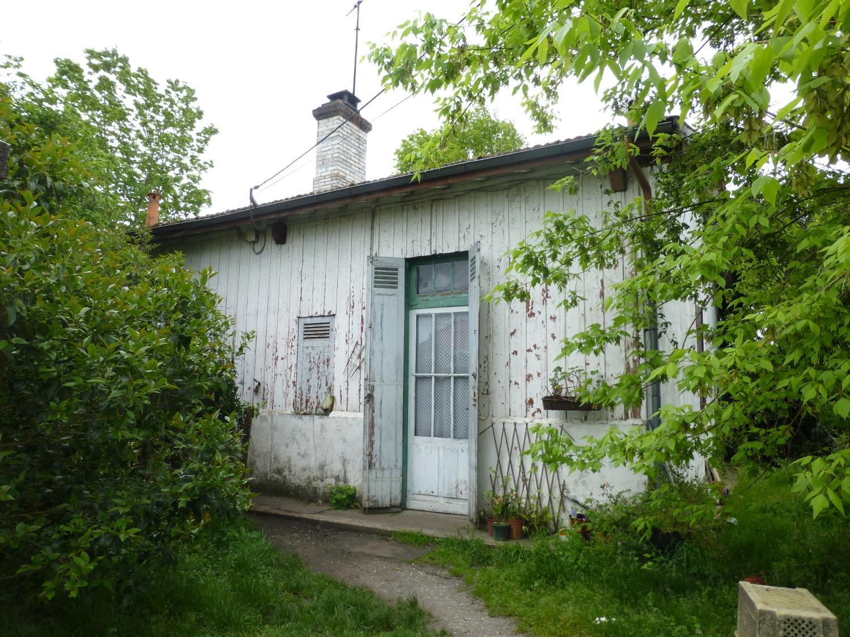 """La plus vieille maison d'un quartier qui portait le nom du mystérieux du """"Maroc""""."""